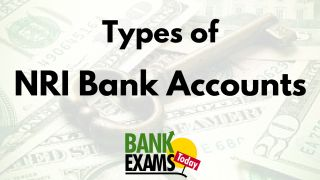 types of nri bank accounts