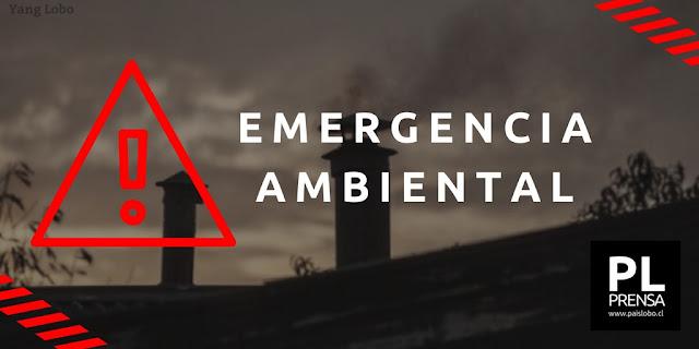 Emergencia Ambiental en Osorno