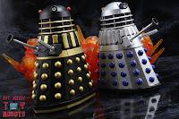 Custom Curse of Fatal Death Silver Dalek 25