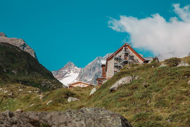 Wanderung Stubaital Franz-Senn-Hütte Rinnensee Wanderung-Stubai 08