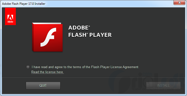 Adobe Flash Player 18.0.0.160 Final Offline Installer