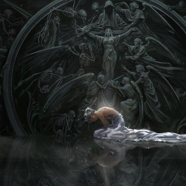 Fantasy Woman (Sad Princess)  Wallpaper Engine