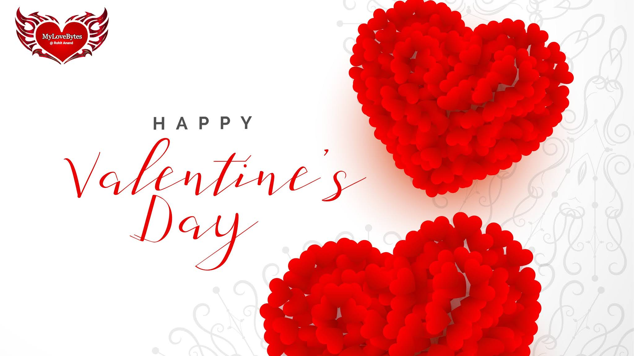 Valentine Day, Sweet Valentine flowers,  Happy VAlentine day backgrounds and wallpapers for ipad iphone smartphones desktop computers