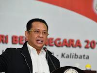 Ketua MPR: Insya Allah Indonesia Akan Lebih Baik di Tahun Depan