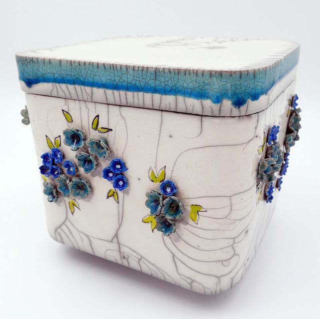 Ceramic art object