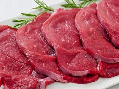 thịt bò cung cấp lượng lớn protein