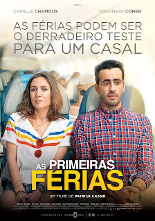 As Primeiras Férias - Poster & Trailer