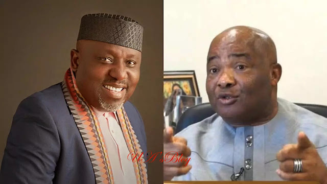 Anxiety in Okorocha's camp as Uzodinma appoints loyalists to key positions