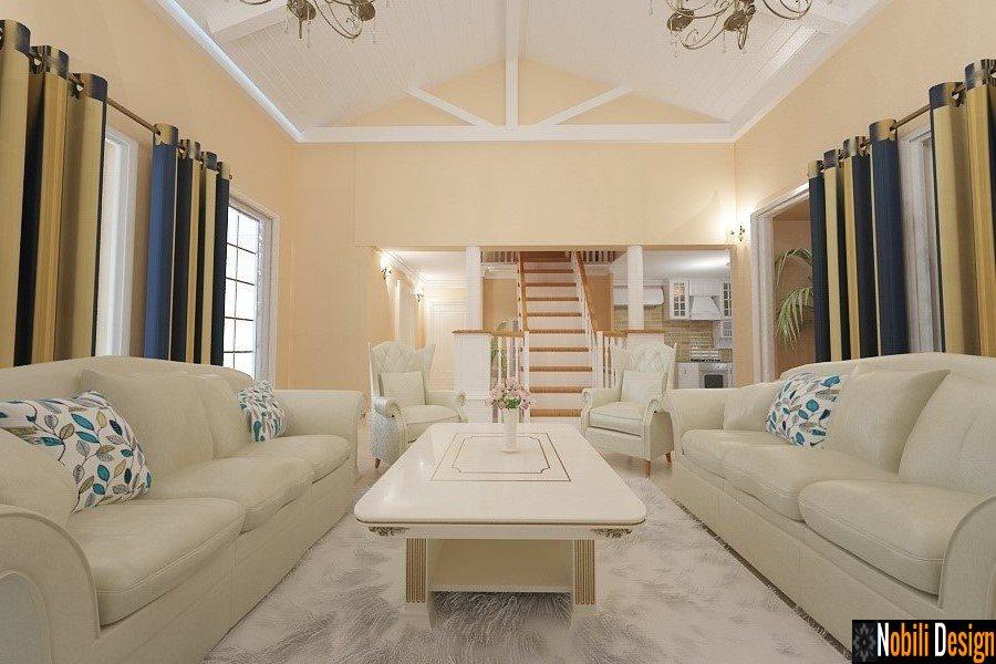 Design interior casa clasica Bucuresti | Amenajari interioare Bucuresti | Birou - arhitect - Bucuresti - preturi.