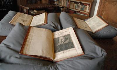 Shakespeare First Folio found on Scottish island