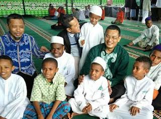 KPI Latih Guru Islam Asal Papua