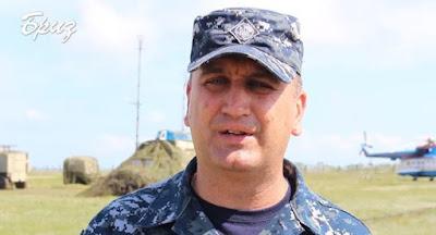 Командувач ВМС заявив, що Росія готується до вторгнення з Криму