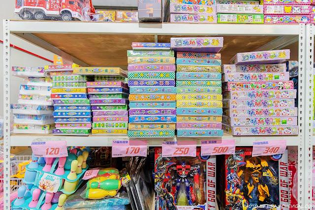 MG 6332 - 熱血採訪|台中300坪超大玩具批發,小孩逛到不肯走!熟客更是衛生紙一箱一箱扛著走~