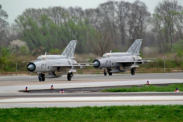 Croatia new fighter jet selection
