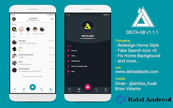 Delta GBWhatsApp Mod