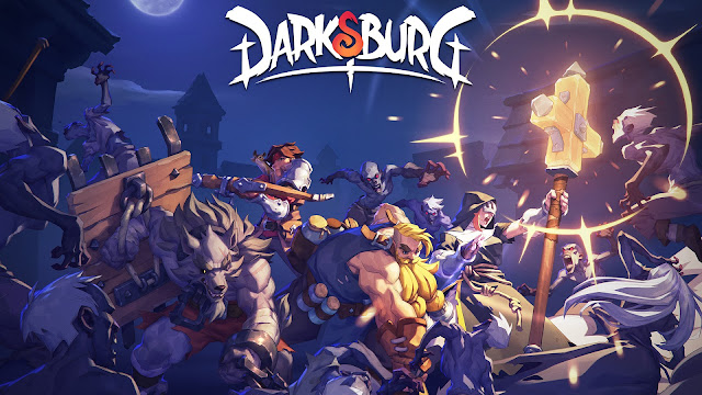 PAX interview with SHIRO games. A look at Darksburg.