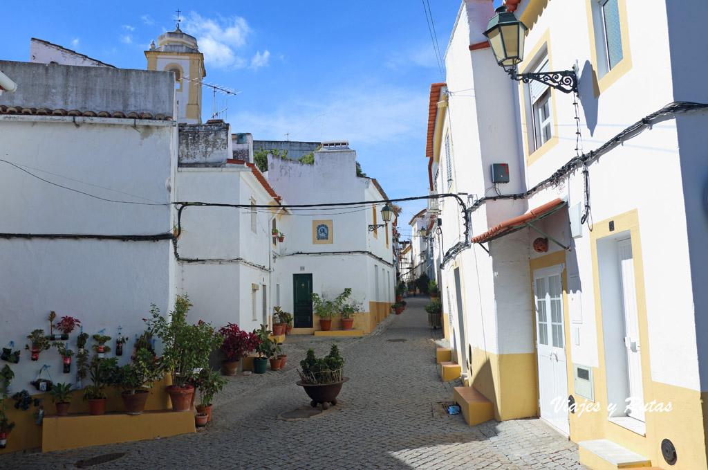 Calles de Elvas