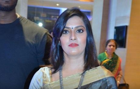 Patriarchy Producers — Varalakshmi Angry!