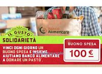 """Simmenthal """"Il gusto della solidarietà"""" : vinci 91 buoni spesa da 100 euro"""