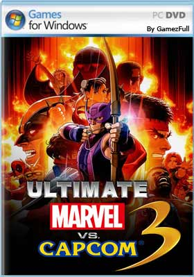 Ultimate Marvel vs. Capcom 3 PC [Full] Español [MEGA]