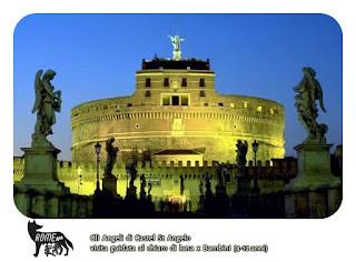 Gli Angeli di Castel Sant'Angelo Visita guidata per bambini (4-12 anni)