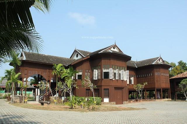 Rumah Warisan Haji Su | Rumah mewah tinggalan pedagang Melayu