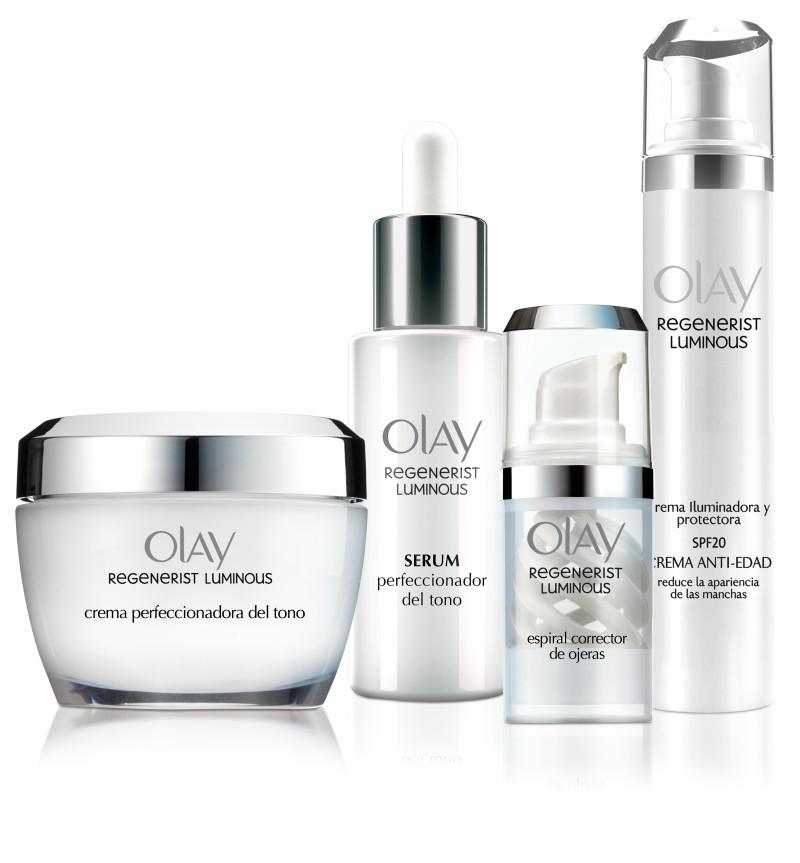 Cuidado facial Regenerist Luminous de Olay