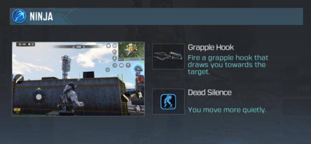 Skill-Skill Special Call Of Duty Mobile Garena Beserta Fungsinya