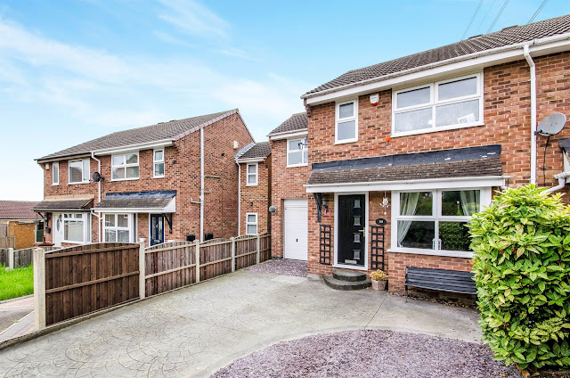 This Is Wakefield Property - 4 bed semi-detached house for sale Wordsworth Grove, Stanley, Wakefield WF3
