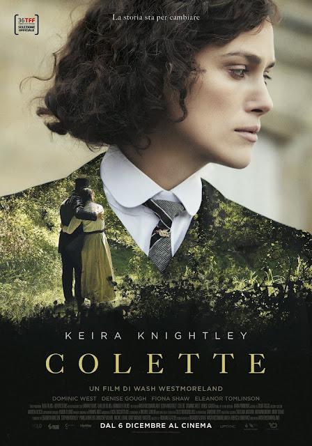 Colette (2018) - Top 10 phim les