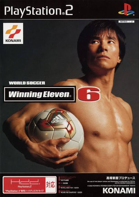 World Soccer Winning Eleven 6 ps2 iso rom download