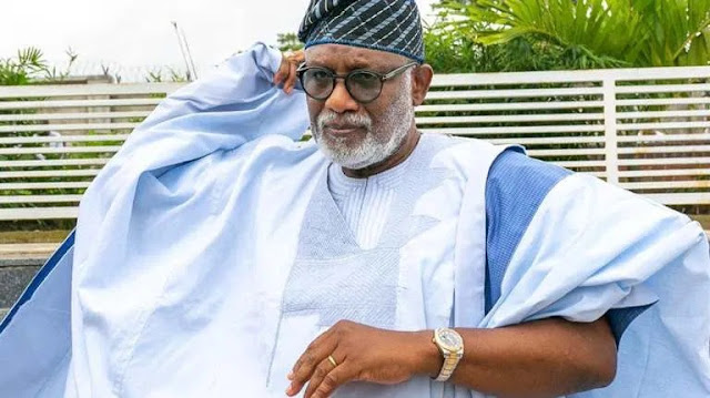 BREAKING: Akeredolu emerges APC governorship candidate, records landslide victory