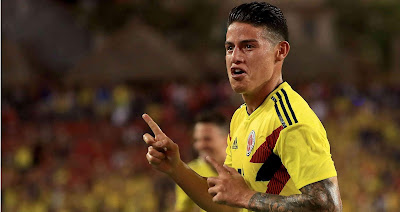 James seleccion colombia copa américa brasil 2019