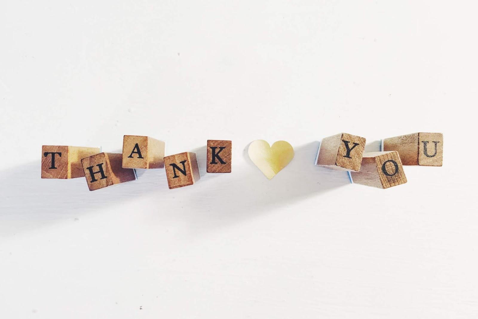 عبارت مختلفة للشكر والرد على الشكر باللغة الإنجليزية