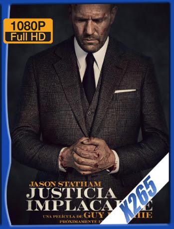 Justicia Implacable (2021) BDRip 1080p x265 Latino [GoogleDrive] Ivan092