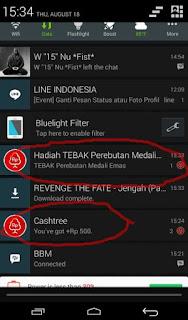 img 20160818 192134 Pulsa gratis Event tebakan pertandingan berhadiah dari Cashtree Updateterbaru