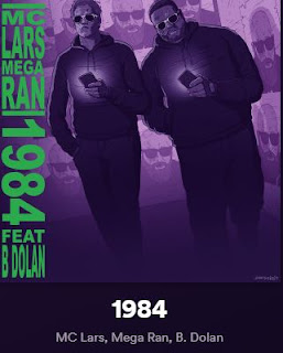 New Video: MC Lars and Mega Ran - 1984 Featuring B. Dolan