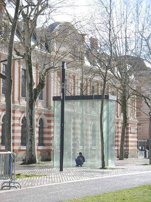 Aquarium citadin, bulle de silence, allée Jules Guesde, malooka