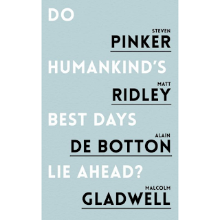 Do Humankind's Best Days Lie Ahead (Book)