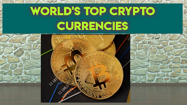 TOP 10 HIGHEST GROWING CRYPTOCURRENCIES IN 2021
