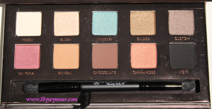Anastasia BH Tamanna Dress Your Face Palette