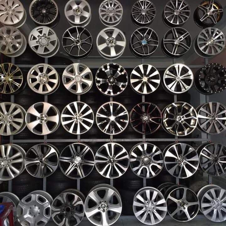 Tìm hiểu vật liệu chế tạo vành xe ô tô