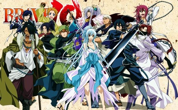 Hd wallpaper action - Moonlight Summoner S Anime Sekai Brave 10
