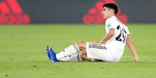 اسينسيو يغيب عن ريال مدريد في نهائي كأس العالم للأندية
