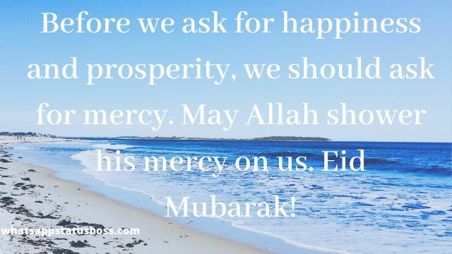 How do you wish an Eid lover