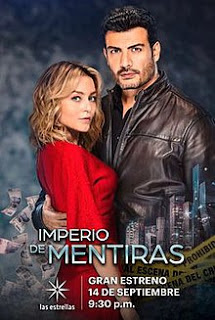 Imperio De Mentiras telenovela