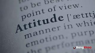 daftar attitude dari hal kecil