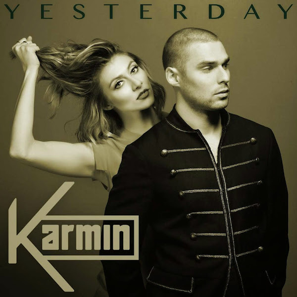 Karmin - Yesterday - Single Cover