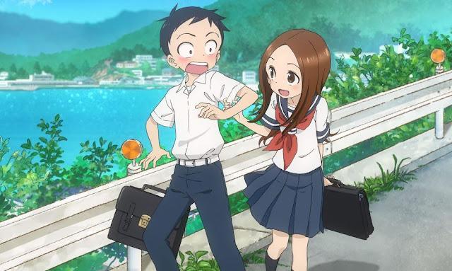 Download OST Opening Ending Anime Karakai Jouzu no Takagi-san Full Version
