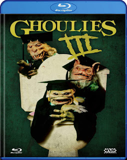 Ghoulies III: Ghoulies Go to College – Latino – Sin sub